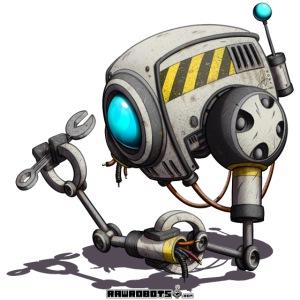 The T.O.O.L. Robot!