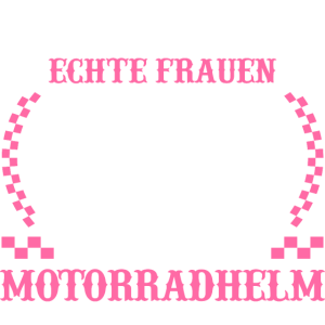 Frauen Motorrad Fahrerin Biker Girl Geschenk