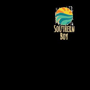 Southern Boy Minimalistisch Südländisch