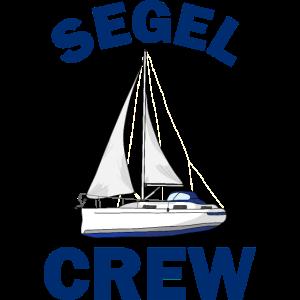 Segel Crew Boot Crew Boot Mannschaft