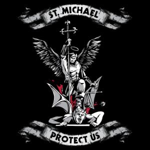 Archangel Saint Michael Protect Us Defend Us