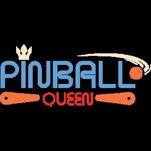 Pinball Königin - Flipper Arcade-Maschine