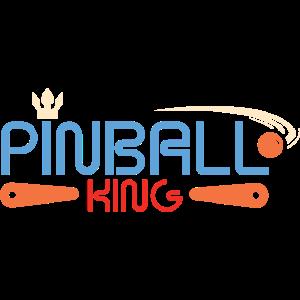 Pinball König - Flipper Arcade-Maschine