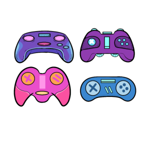 Gaming Choose Your Weapon