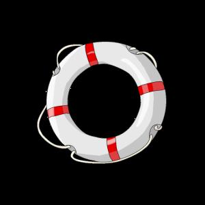 Rettungsring Boot Crew