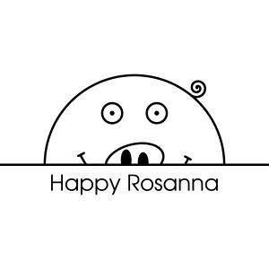 Happy Rosanna - « Happy Rosanna »