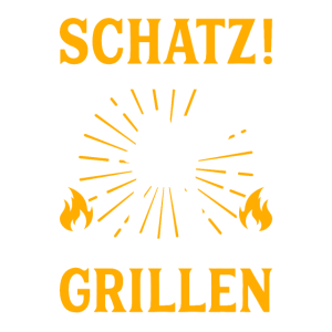 Der König will Grillen BBQ Grill