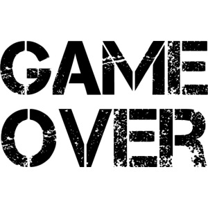 Streamers-Unite - Game Over