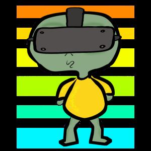 Alien Virtuelle Realität