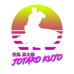 Jojo - Jotaro Outrun