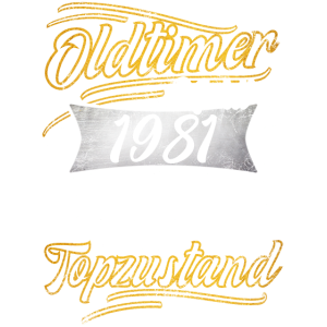 Geburtstag 1981