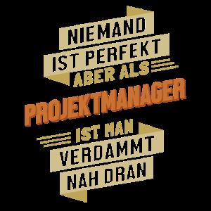 Projektmanager fast Perfekt ITProjektmanager
