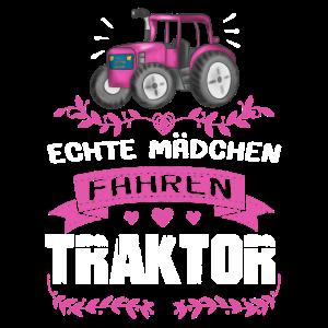Echte Männer fahren Traktor Nachwuchs Landwirt