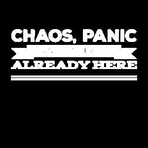 ich bin chaotisch