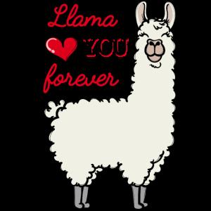 Lama Herz Statement Valentinstag