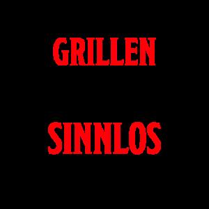 Grillen Lustiger Spruch Grill BBQ Griller Geschenk