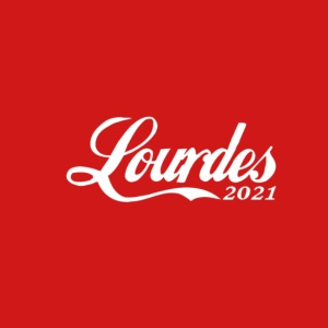 Lourdes badge