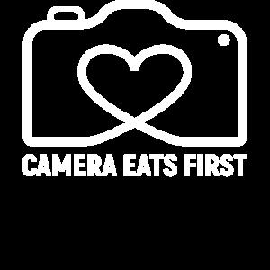 Kamera isst zuerst - Lustige Feinschmecker