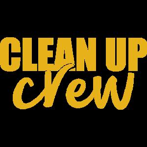 Lustige Feinschmecker - Clean Up Crew