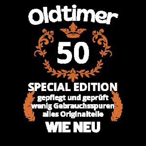 50. Geburtstag Oldtimer