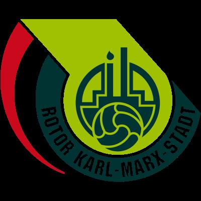 Rotor KMS - Alter Ostklub, aber Fans haben die! - verein,fußball,fussball,Wappen,Sport,Rotor,Karl-Marx-Stadt,Club