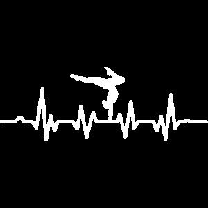 Turnen Handstand Bodenturnen Turner Gymnastik