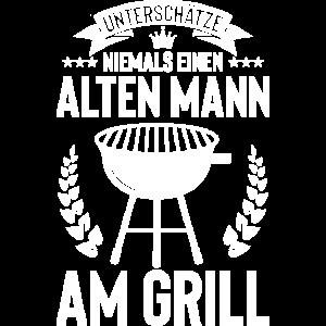 Männer BBQ & Grill Fleisch Grillen Geschenk