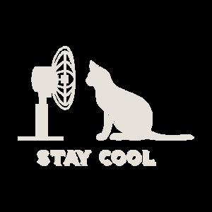 Bleiben Sie cool