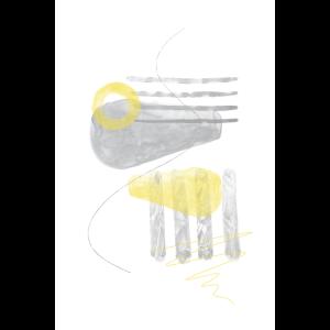 Aquarell-Formen Nr.2