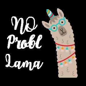 Lama, NO Probl Lama, lustiger Lama