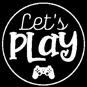 Let's Play - Zocker - Gamer - Joypad