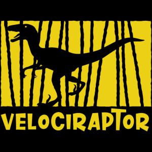 Velociraptor Dinosaurier Dino Fleischfresser