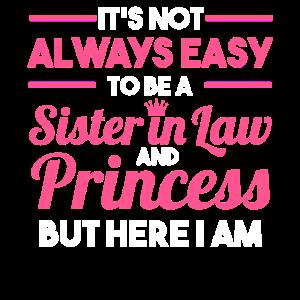 Schwägerin Prinzessin
