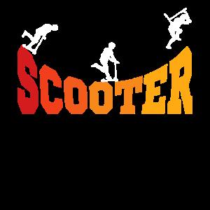 Scooter Roller Stunt Tretroller Jungen