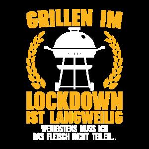 Grillen im Lockdown Grillen Grillmeister BBQ