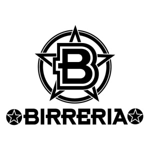 Logo Birreria 2021 Black