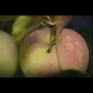 Apfel Gemälde