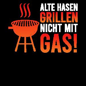 Holzkohle Grill Anti Gasgrill Geschenk Männer