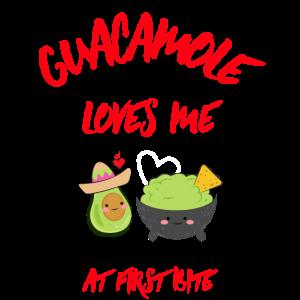 guacamole liebt mich T-Shirt