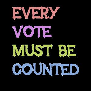 Alle Stimmen Müssen Zählen