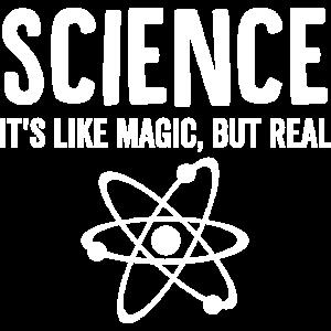 Wissenschaft Es ist wie Magie aber Real