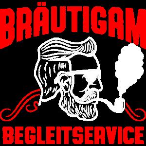 Bräutigam Begleitservice