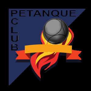 Boule Petanque Club Emblem