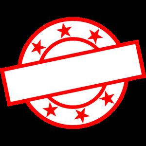 Stempel Siegel Auszeichnung Symbole