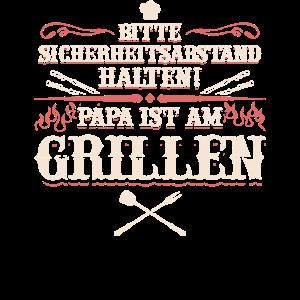 Grillen | Griller Grillparty Grill Papa Geschenk