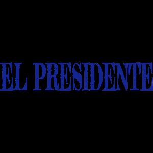 El Presidente Geschenkidee Geschenk