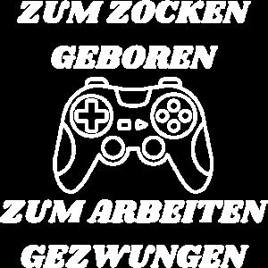 Gaming, zum Zocken geboren