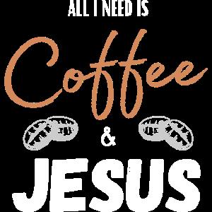 Kaffee und Jesus Christlich