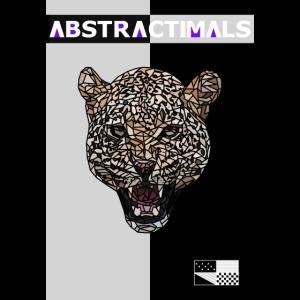 ABSTRACTIMAL Jaguar Print