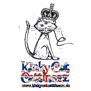 Katze mit Krone - Royal Cat
